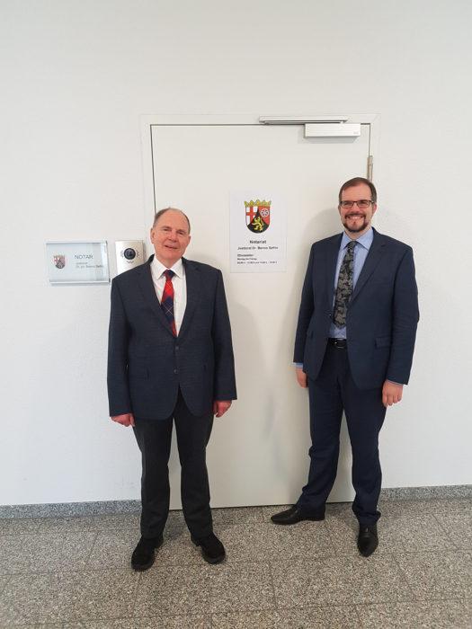 Schenkung 10% Jola & MB GmbH von Volker an Lars Mattil, 2018_11_30