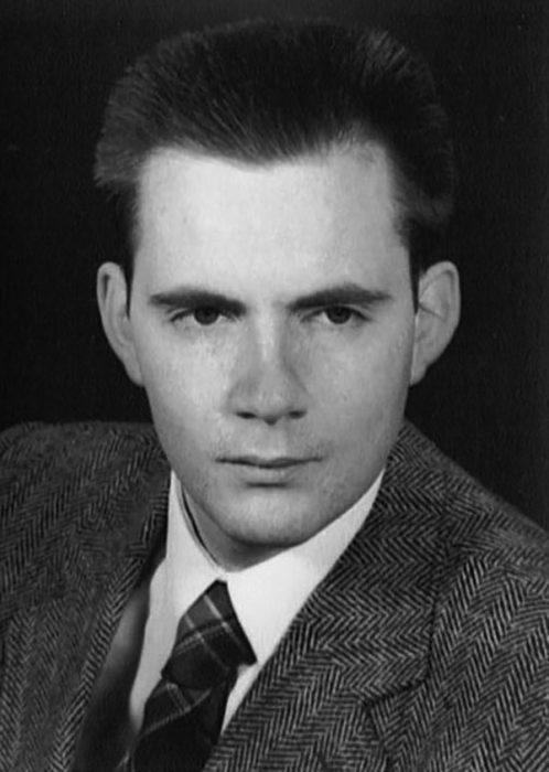 Volker Mattil Anfang der 1970er-Jahre